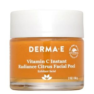 Derma E Vit C Instant Radiance Citrus Facial Peel